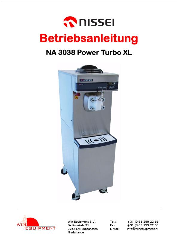 NA 3038 power DE turbo XL