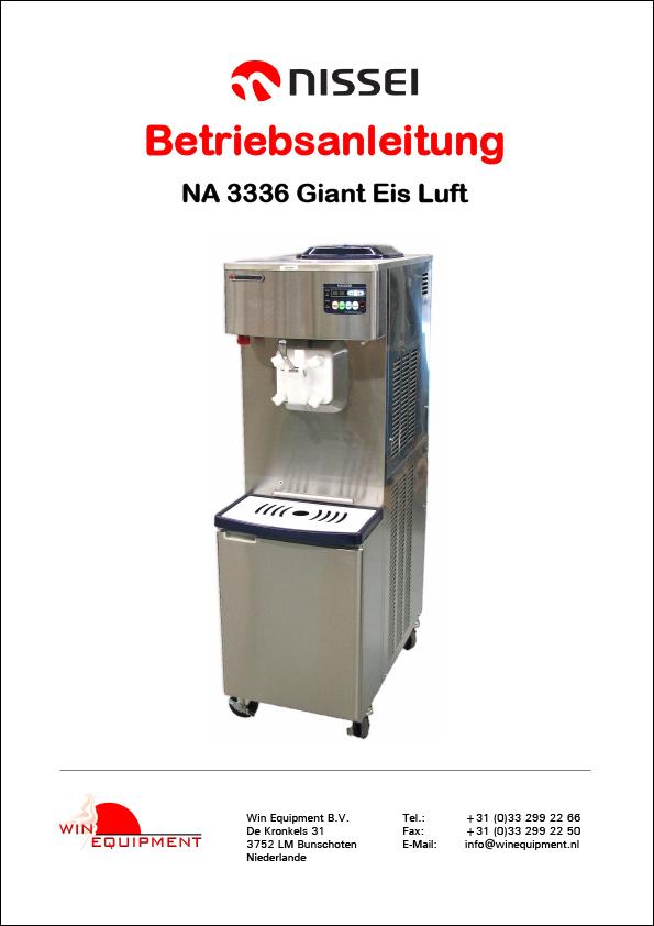 NA 3336 giant ice air DE