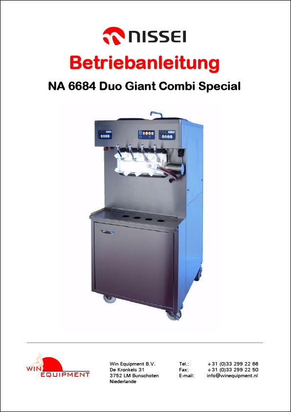 NA 6684 duo giant combi DE