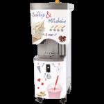 softijs en milkshake